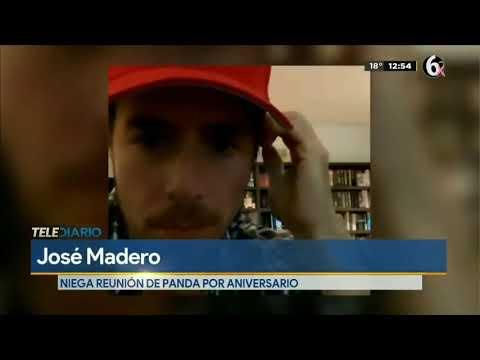 José madero en telediario habla sobre pxndx