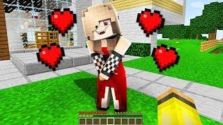 VAMPİR KIZ ISMETRG'YE AŞIK OLDU! 😱 - Minecraft