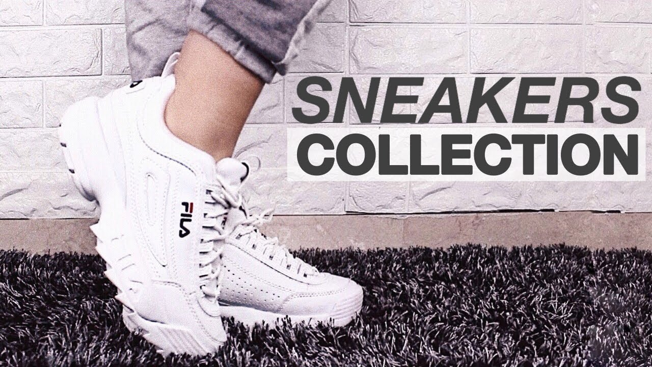 ac71255f85e SNEAKERS COLLECTION   Mes favoris 🔥 - YouTube