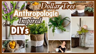 Anthropologie Inspired ~ Dollar Tree DIYS ~