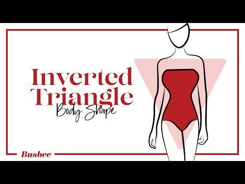 How To Dress If You Are An Inverted Triangle Body Shape. Http://Bit.Ly/2KBtGmj