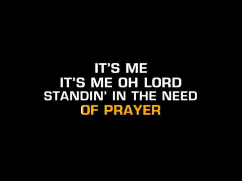 Children's Bible Songs - Standin' In The Need Of Prayer (Karaoke)