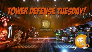 Tower Defense Tuesday! Defense Task Force!