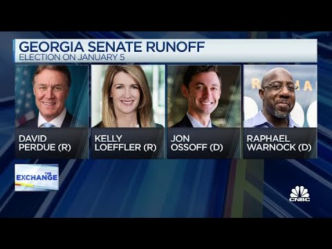 Political strategist Tony Fratto on Georgia's Senate runoff election