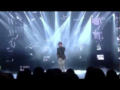 Kim SungKyu  - 60 Sec 121202 SBS Inkigayo