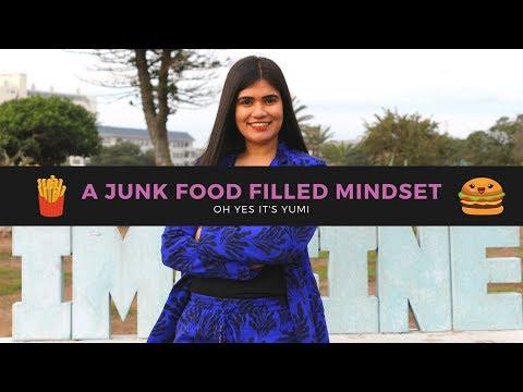 Junk Food Filled Mindset