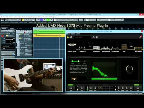 BIAS Desktop Plug-In - Laney IRT-Studio Amp Matching