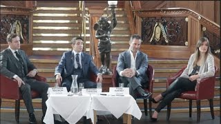 MICHAEL CONLAN FULL & UNCUT BELFAST PRESS CONFERENCE W/ MATT MACKLIN & TOP RANK PROMOTIONS