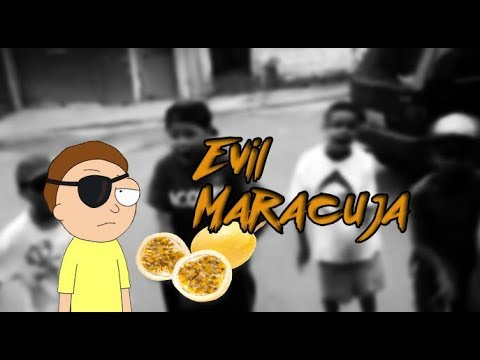 Sad de maracujá (Evil Morty's Theme - For the Damaged Coda)