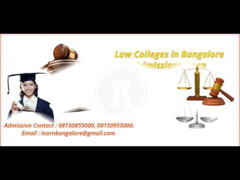 law colleges in Bangalore Direct admission - 08150855000