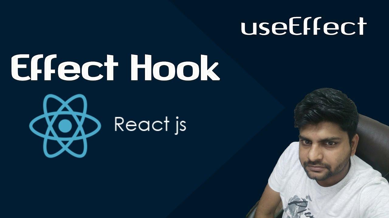 ReactJS Tutorials in Hindi: React useEffect & useState Hook Part-23
