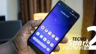 Tecno Spark 2 // Full Unbiased Review