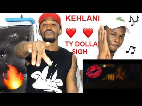 Kehlani Nights Like Thisft Ty Dolla $ign Official Music Video REACTION Jaz & Alex Ft Marvin