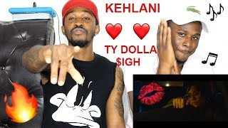 Kehlani ''Nights Like This''ft Ty Dolla $ign Official Music Video REACTION Jaz & Alex Ft Marvin