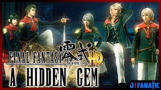 review: Final Fantasy Type-0 HD (PlayStation 4 & Xbox One)