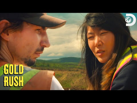 Parker Hires A Productivity Manager | Gold Rush