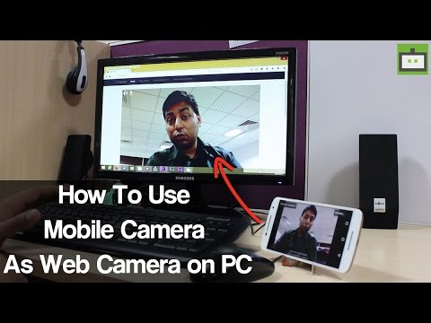 how to connect ip camera to mobile phone