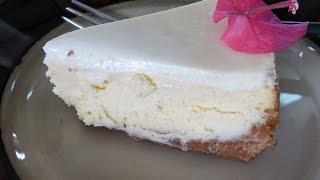 New York Cheesecake Recipe -- The Frugal Chef