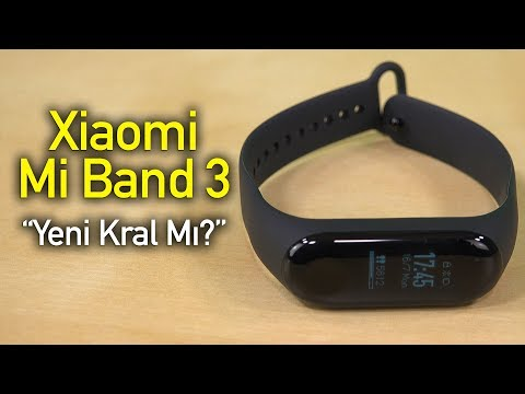 """Xiaomi Mi Band 3 mercek altında: """"Kutu açılışı ve ilk bakış"""""""