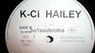 "K-Ci Hailey (Jodeci) ""If You Think You"
