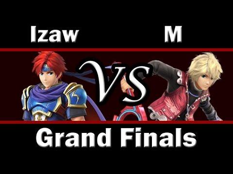 Smashlanda - Izaw(Link/Roy) vs M(Shulk) - Grand Finals
