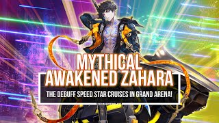 ZAHARA ~A Very Useful Hero for PVP & PVE!~ | Seven Knights