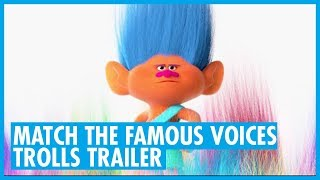 TRAILER: Which Famous Voices Appear In New Trolls Movie?