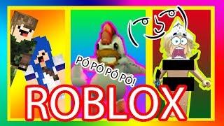 cercare di non ridere-ROBLOX (vari giochi) ho MJcraft13