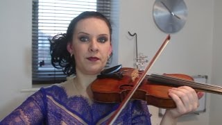 Video Bach Double TUTORIAL: Sheet Music, Fingerings and Tips for 1st Violin Part download MP3, 3GP, MP4, WEBM, AVI, FLV Juli 2018