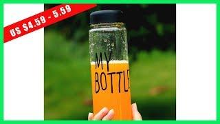 My Bottle | My Bottle Water Bottle | Fashion My Bottle | aliexpress My Bottle