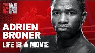 """NEVER BEFORE SEEN FOOTAGE OF ADRIEN BRONER """"My Life Is A Movie"""" 