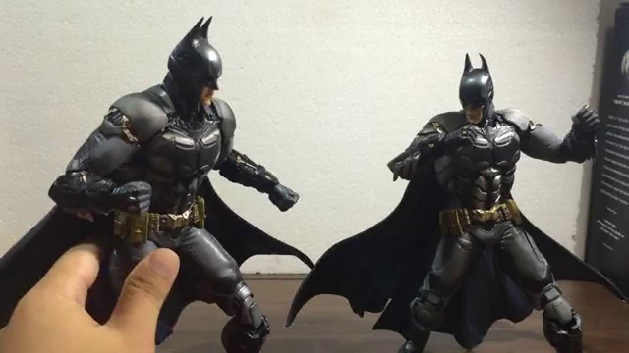 how to play batman arkham knight