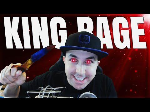 How KingGeorge Really Plays Rainbow Six Siege (Rage edition) |