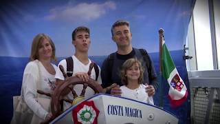 видео Costa Magica (Круизный лайнер)