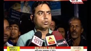 Bhangar: Bullet fired on TMC Leader