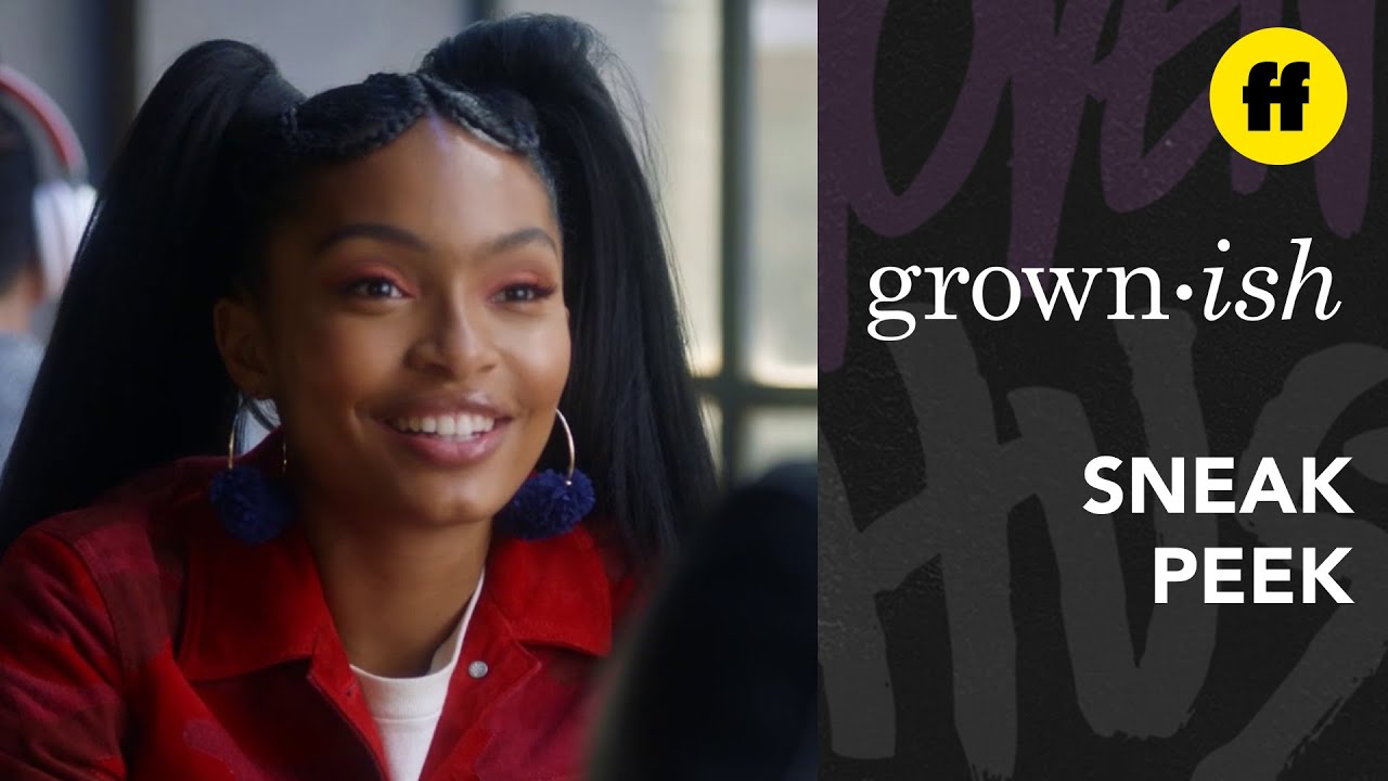 Download grown-ish Season 3, Episode 13 | Sneak Peek: Aaron Shares Big News with Zoey | Freeform