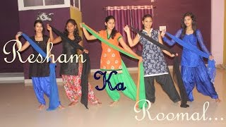 Resham ka Roomal Dance By Step-Up Dance Academy Dhar