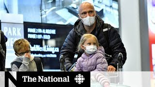 Trying to limit spread of coronavirus, calm fears in North America