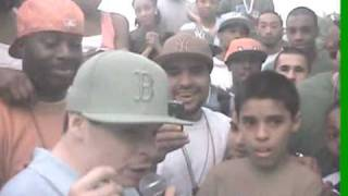Blind Fury Battle in Coney Island #2