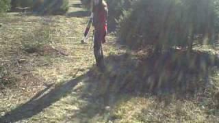11-29-08 - tree farm croc hunter - Jillian