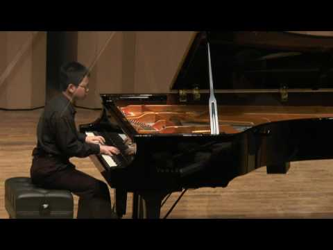 Eric Guo, CANADA- e-Piano Junior Competition 2017