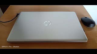 Unboxing My New HP Laptop - 15.6 Inch Core i3 4GB Ram 1TB Windows 10