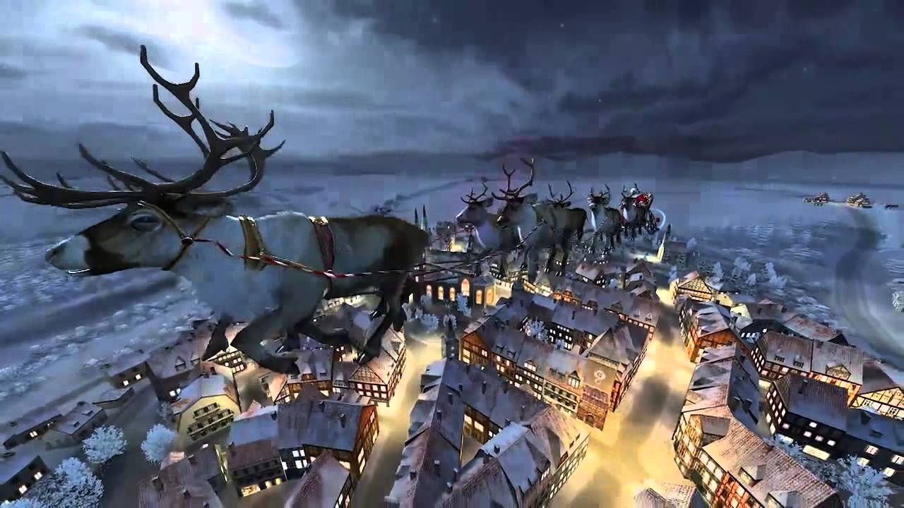 Live Snow Falling Wallpaper For Desktop The Top5 Animated Christmas Screensavers Free 3d