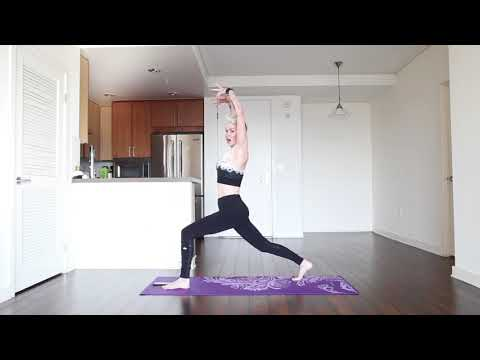 Yoga Shred™ 20-Min Blaster for Booty, Arms, Legs! HIIT + Yoga Fusion