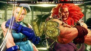 SFVAE Grand Final ▷ NLBC 117 ▷ Danslip (Cammy) vs Kami (Akuma)