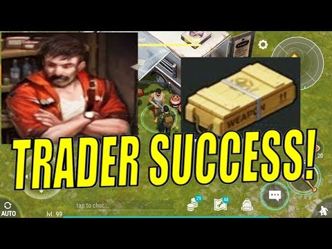 TRADER SUCCES! Quick Bunker Alfa! Last Day on Earth