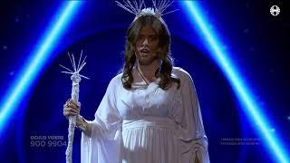 Icelandic eurovision song contest 2020 grand final.flytjandi:Ívalagahöfundar:Íva marín adrichem og richard camerontextahöfundar, íslenska:Íva ...