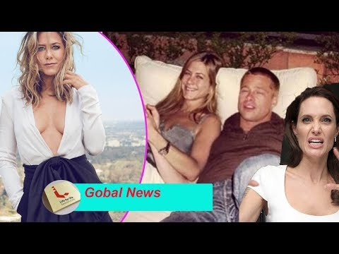 Jennifer Aniston is doing good job as a mother when reunited with Brad Pitt