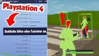 Ist das Cheaten auf der Playstation 4? Maus und Tastatur!