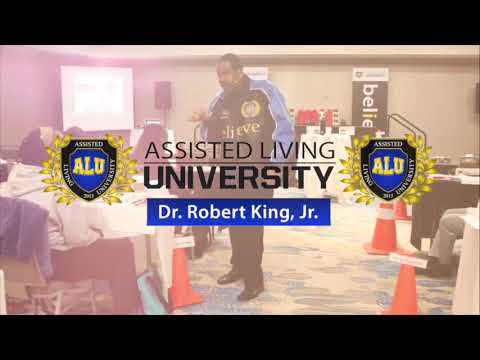 Introducing Assisted Living University 2018..